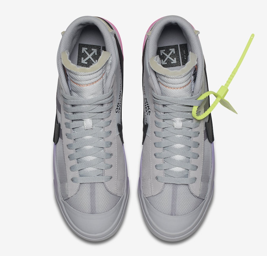 uk availability d5b09 4b849 ... spain off white x nike blazer mid queen release date september 27th  2018. price 130