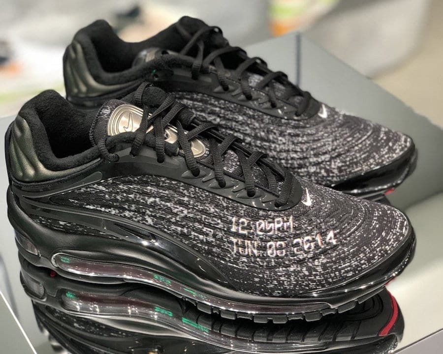 Skepta x Nike Air Max Deluxe Release Date  August 2018. Price   180. Color   Black Deep Red-Black Style Code  AQ9945-001 08405dcac