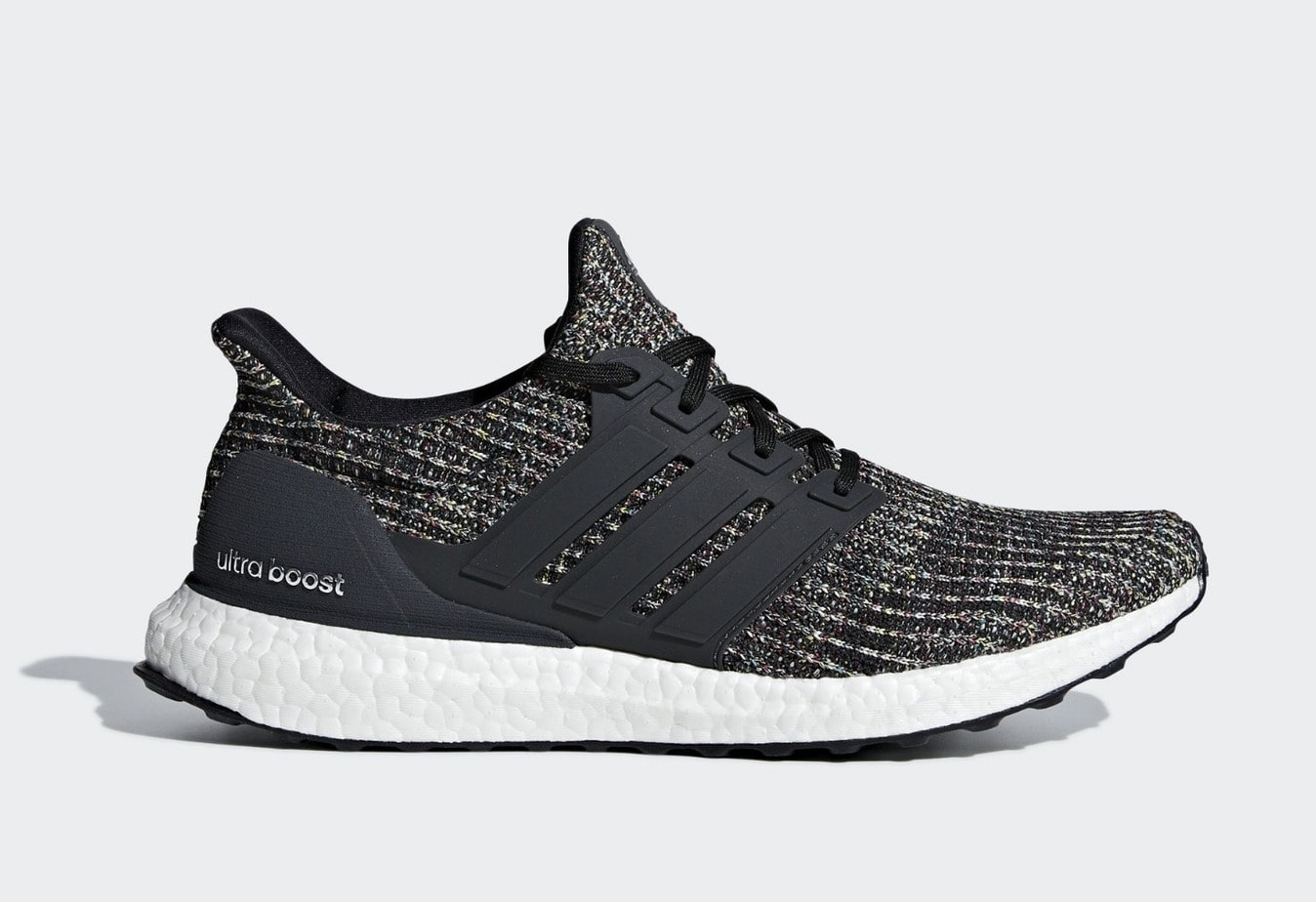 d2638f501 The adidas Ultra Boost is always up to take on a unique new colorway. The  latest new look for the ever-popular silhouette is a combination of black  and ...