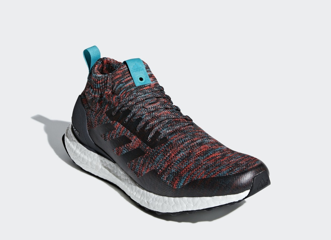 07e33ef3057 The adidas Ultra Boost Mid is one of the most popular variations of the  brand s greatest running sneaker. The sleek mid-cut silhouette makes its ...