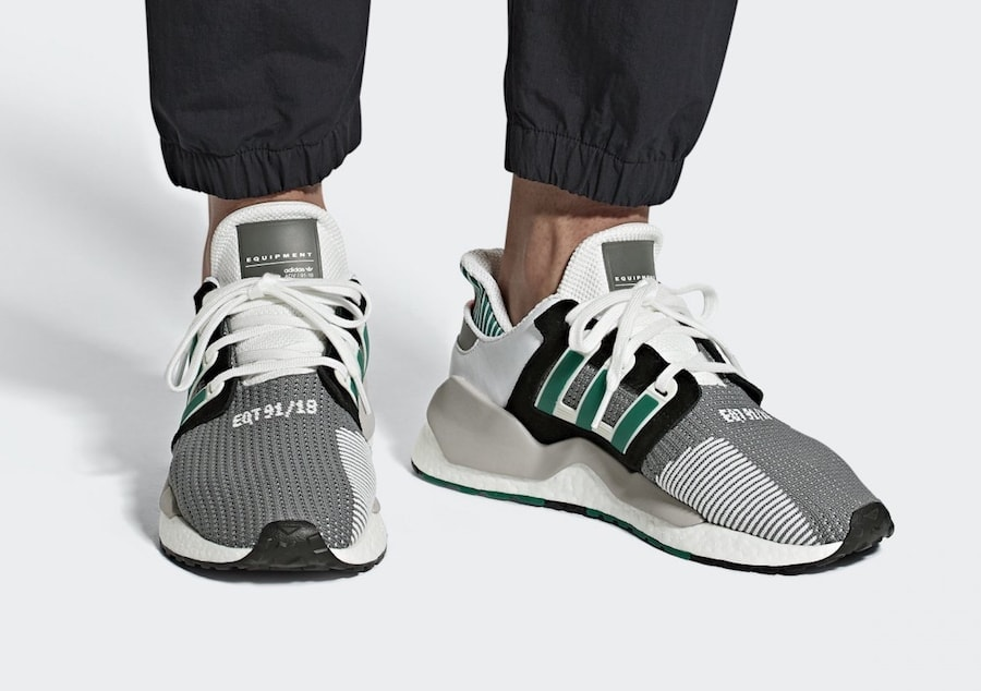 huge discount 7f7d6 bfd63 The adidas EQT Support Line Expands With the Boost-Filled 9118 This Fall