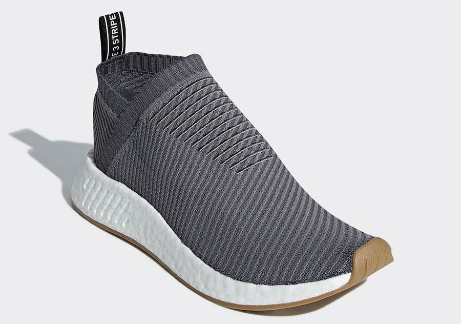 2f7c67b6cd841 adidas NMD CS2 Release Date  Coming Soon Price   180. Color  Grey Four Grey  Three FTWR White Style Code  D96742