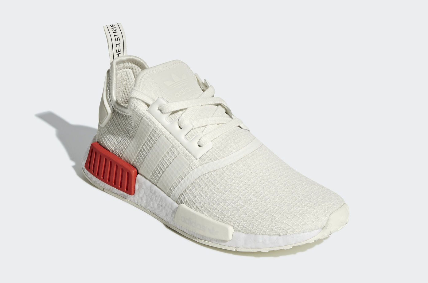 ... store adidas nmdr1 release date september 6th 2018. price 130. color  cloud white cloud 635e85681da1