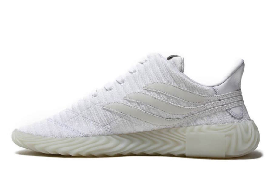 get cheap bba21 50c2d adidas Sobakov Release Date  September 2018. Price   120. Color  Running  White Crystal White-Crystal White Style Code  B41955
