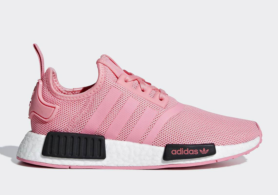 b2cea734ea7f2a adidas Adds Three More Bright NMD R1 Colorways to Their September Lineup
