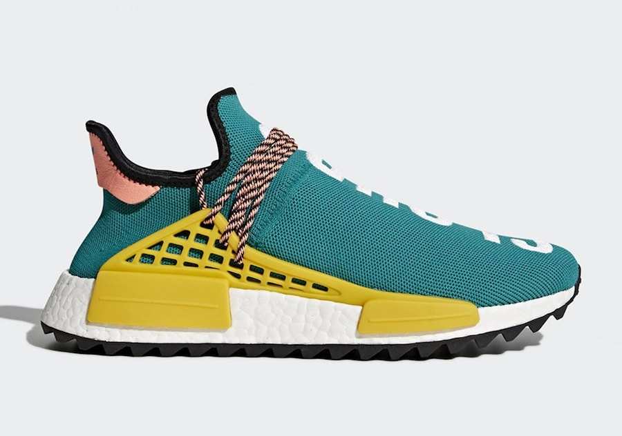 1eccfebe8 Pharrell Williams and adidas have created an expansive collection of  exciting signature NMDs. While the partnership has previously been marked  by its ...