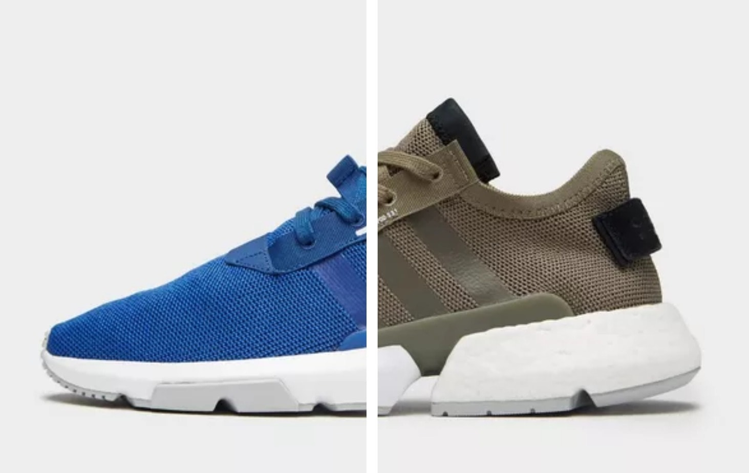 the latest e0a7f 7f9a7 JD Sports Drops Two Exclusive adidas POD System 3.1 Colorways