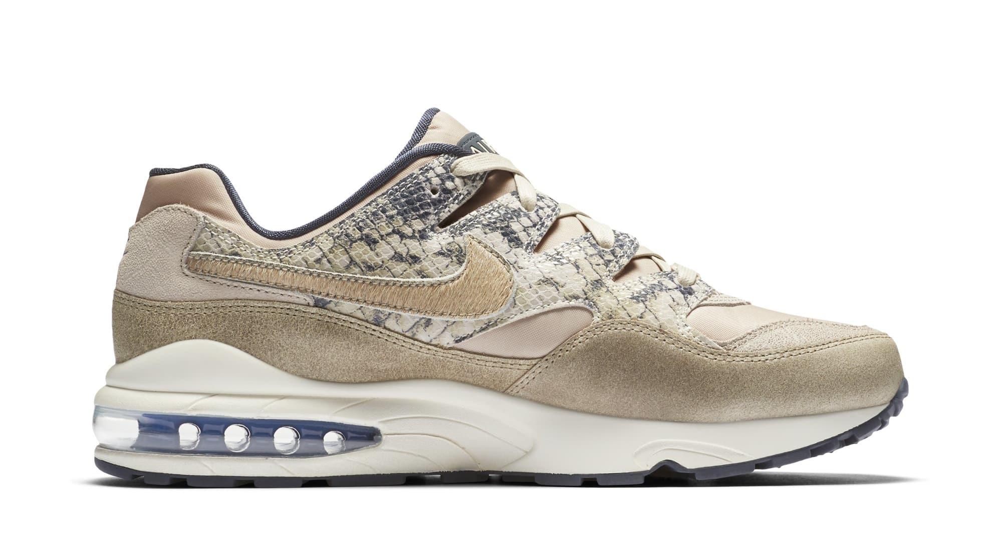 881c84aea88 czech the post the nike air max 94 returns in a sleek snakeskin colorway  appeared first