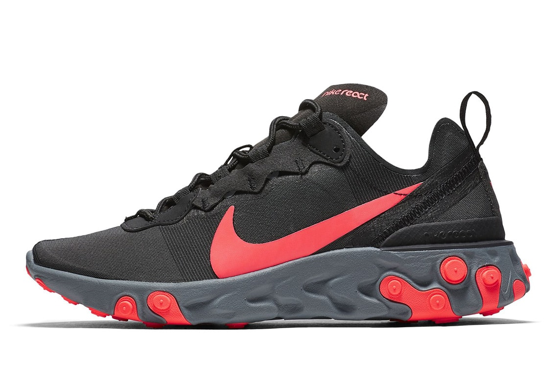 Nike Officially Announced The React Element 55 Air