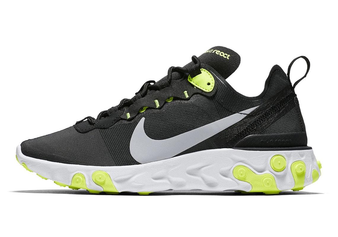 Nike React Element 55 First Official Look Justfreshkicks