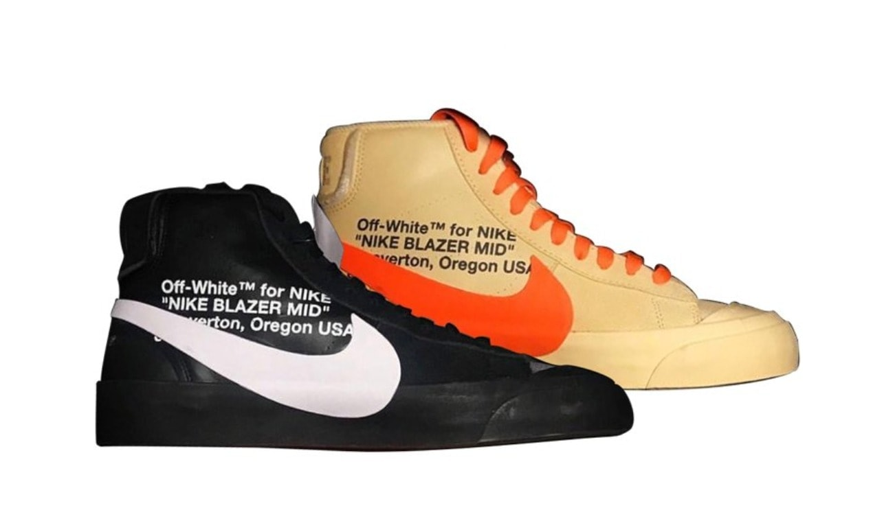 5b8fea4143674f Virgil Abloh and Nike are taking off with their collaborative collection  this year. Originally limited to just 10 shoes