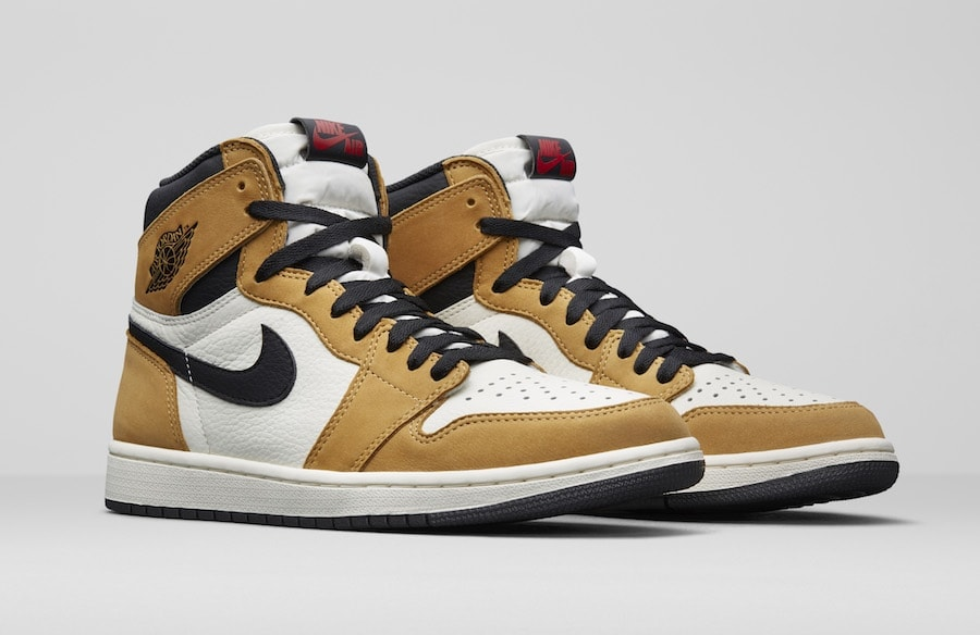 "5d3e6525209d Air Jordan 1 Retro High OG ""Rookie of the Year"" Release Date  November  17th"