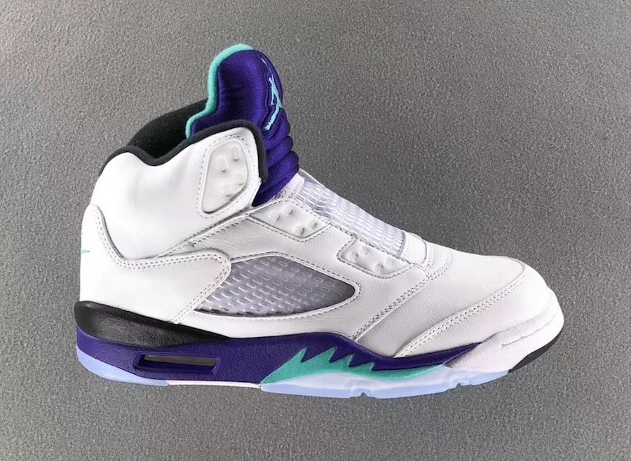 bd38728bc846 The Air Jordan 5 is one of the most coveted silhouettes made by the brand.  First released in 1990