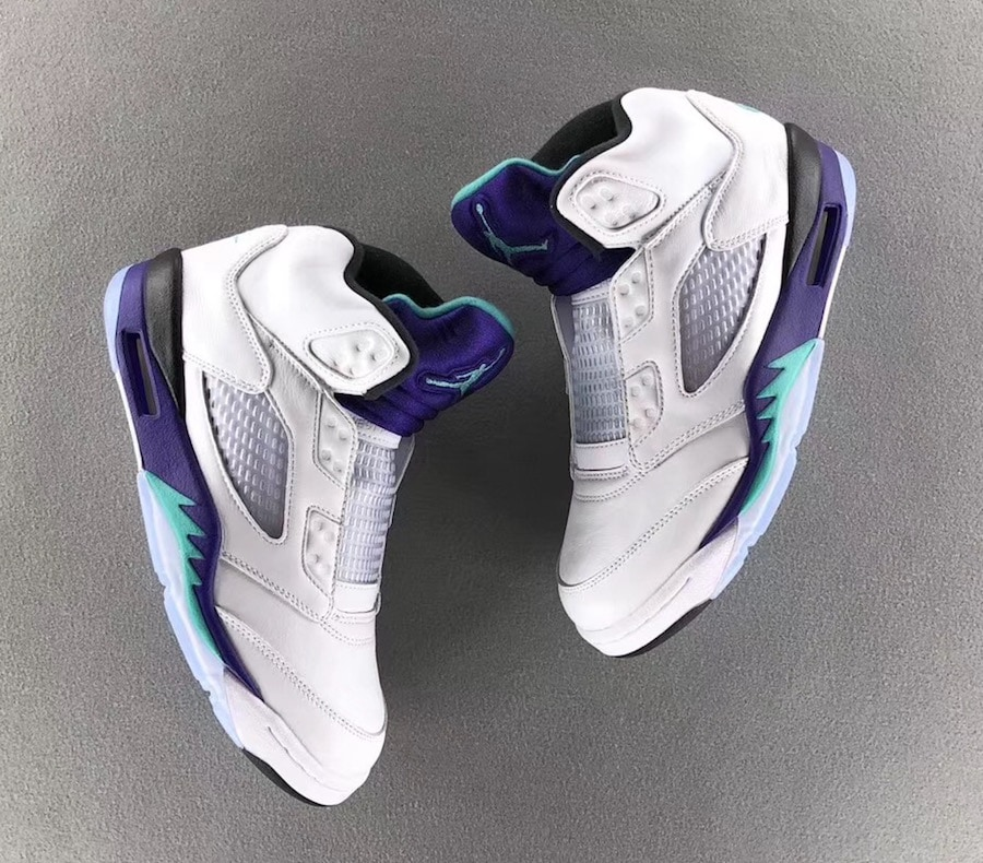 96777ccf1d1 Will Smith x Air Jordan 5 Retro NRG Release Date  September 25th
