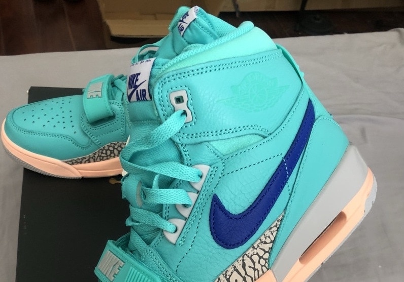new styles c00ec 77c6c The Air Jordan Legacy 312 is finally available, and consumers are having a  tough time making up their mind about it. To help, Jordan Brand has a bold  new ...