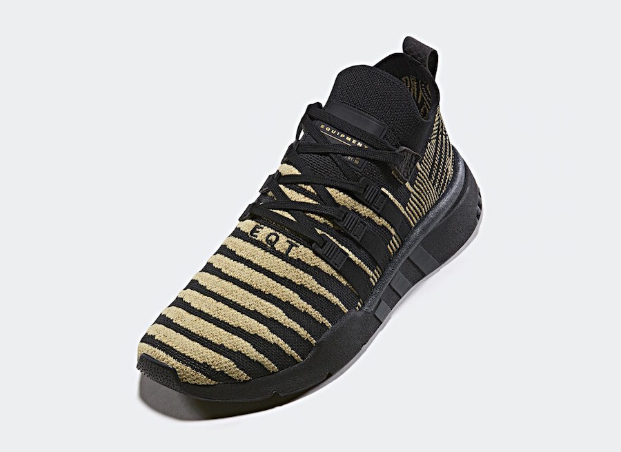 """0319be12c6c0 ... Dragon Ball Z x adidas EQT Support Mid ADV """"Shenron"""" Release Date  December 2018 ..."""
