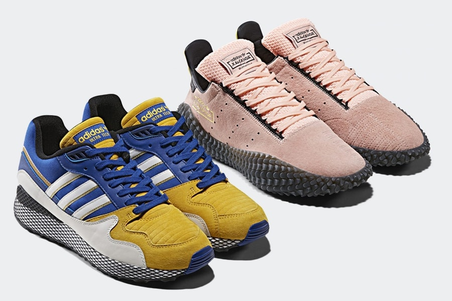 91079ee0d749d adidas  new project with anime Dragon Ball Z is anything but a secret by  now. The collection is set to begin its launch cycle this week