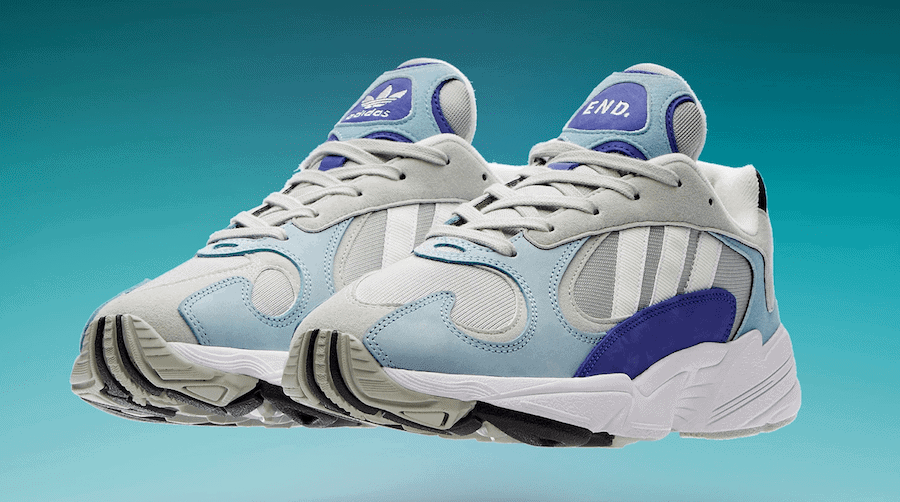 """215cb287ac740a End Clothing x adidas Yung-1 """"Atmosphere"""" Release Date  September 8th"""