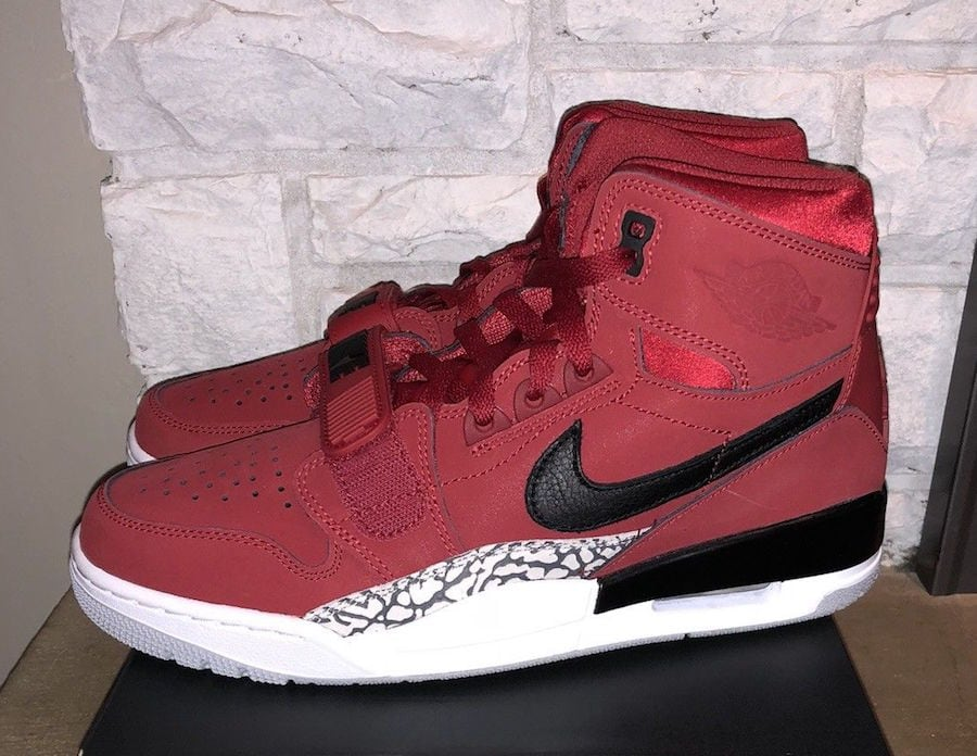 425760dbcdd3 Don C s Jordan Legacy 312 Surfaces in Two New Colorways for a Fall Release