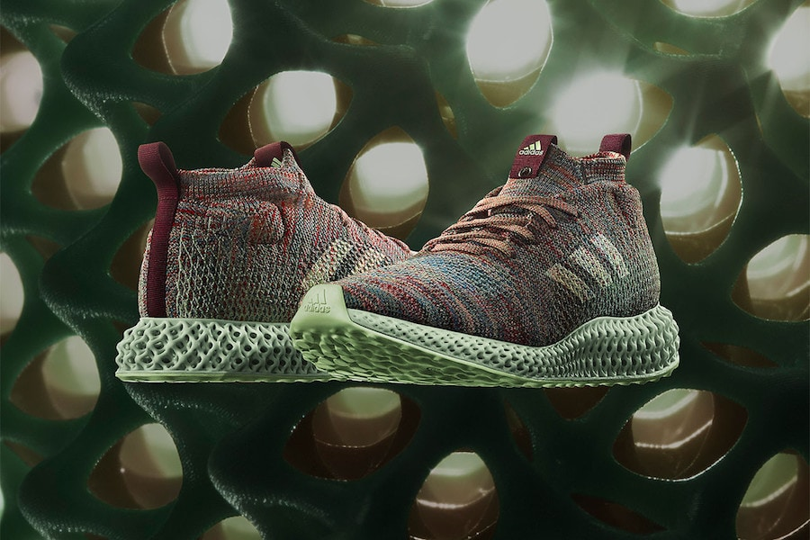 best sneakers 602a1 6702f The adidas Consortium series is going off this year with the addition of  several new 4D shoes. This week, we have a first look at the next entry, ...