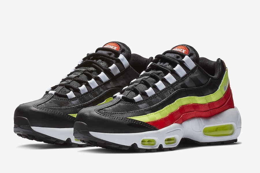 san francisco fd6ca 0e6d4 Nike s Air Max line is back in full force. After celebrating anniversaries  for the Air Max 1 and 97 in recent years, the Swoosh is now focusing on the  95.