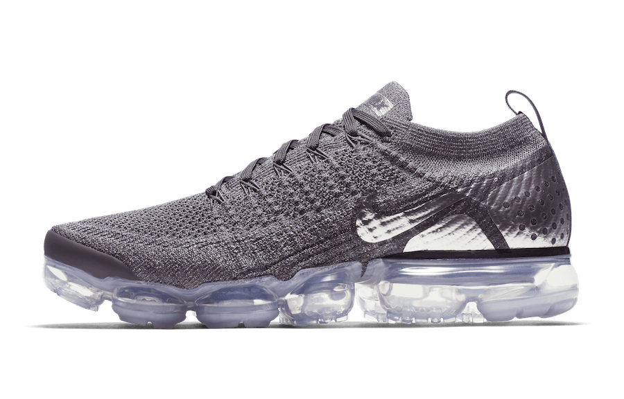 ec27e95c2f The post Nike's Air Vapormax Flyknit 2.0 Surfaces in a Sleek Grey Colorway  appeared first on JustFreshKicks.