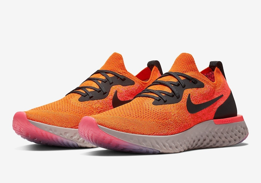 4fa7bb594264d Nike s Epic React Flyknit has taken over the sneaker scene. As one of the  brand s best new running shoes and casual models