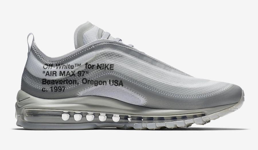 65325918d44 Off-White x Nike Air Max 97