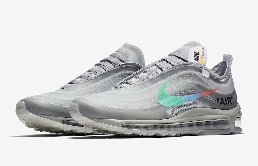 uk availability 122ce b93ab Off-White x Nike Air Max 97