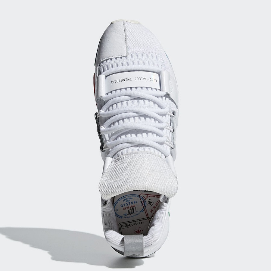 san francisco 6deca c9fe3 Oyster Holdings x adidas Twinstrike Color  Footwear White Off White-Core  Black Style Code  BD7262 Release Date  September 28, 2018. Price   225