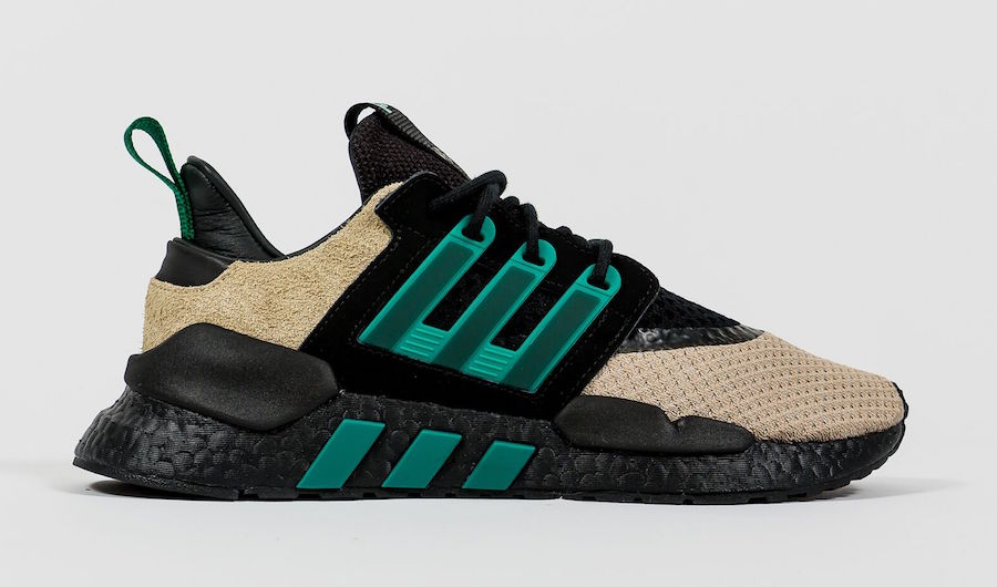buy online 9a6d4 524d3 Packer x adidas Consortium EQT 91-18 Adventure Release Date September 29,  2018 (Packer) Release Date October 6, 2018 (Worldwide)