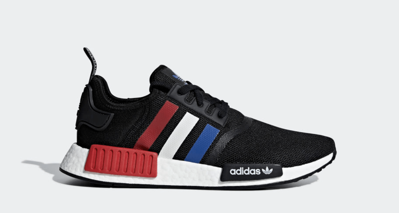 """b36828a98e77e adidas Originals Rehashes the """"Tricolor"""" NMD R1 in a New Look"""