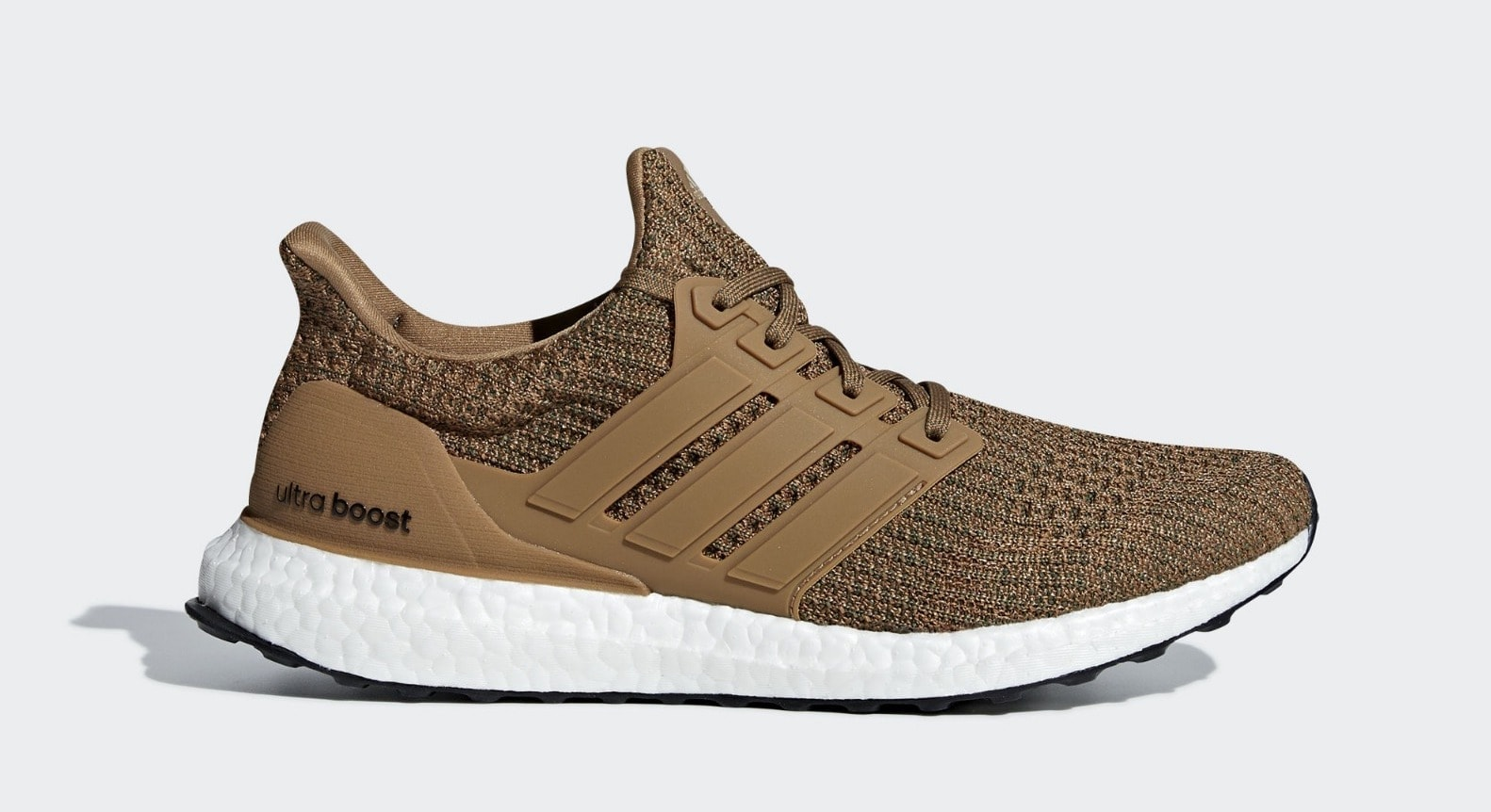 "sale retailer 44d63 a09c8 First Look at the adidas Ultra Boost 4.0 ""Raw Desert"" Dropping in September"