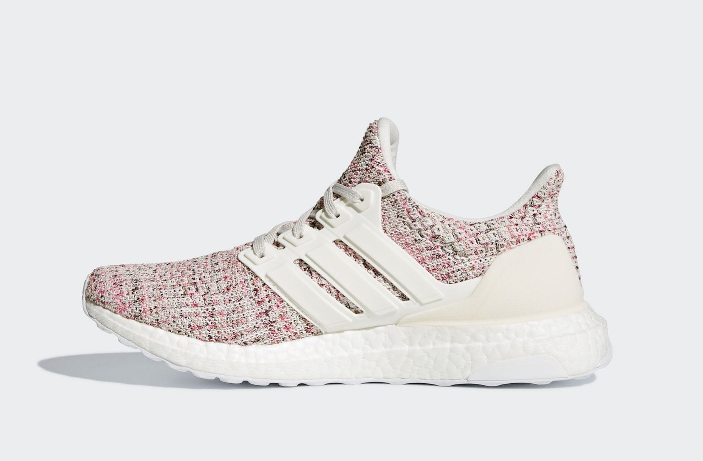 eabb90350 adidas Ultra Boost 4.0 WMNS Release Date  Available Now Price   180. Color   Chalk Pearl Cloud White Shock Pink Style Code  BB6496