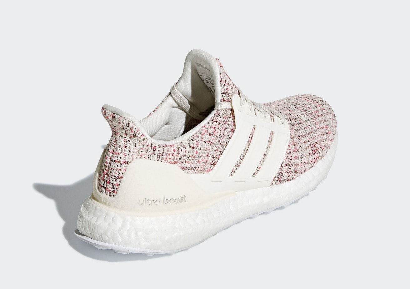 the best attitude dce7e 93fb4 adidas Ultra Boost 4.0 WMNS Release Date Available Now Price 180. Color Chalk  PearlCloud WhiteShock Pink Style Code BB6496