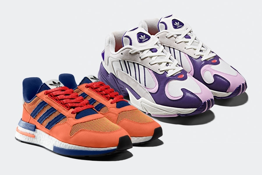19c56cd010bbd Dragon Ball Z x adidas Golu   Frieza Release Info - JustFreshKicks
