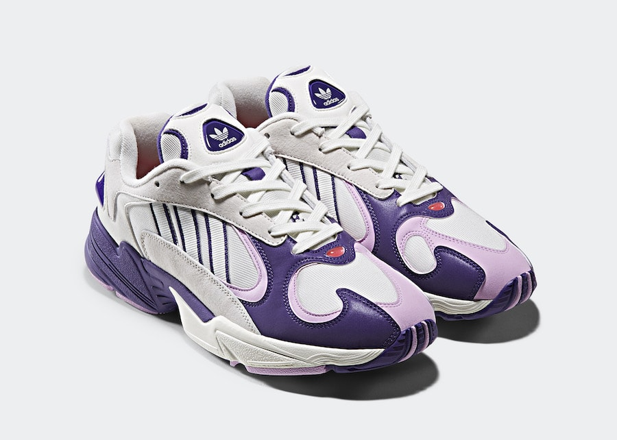 """755384edeac355 Dragon Ball Z x adidas Yung-1 """"Frieza"""" Release Date  September 29th"""