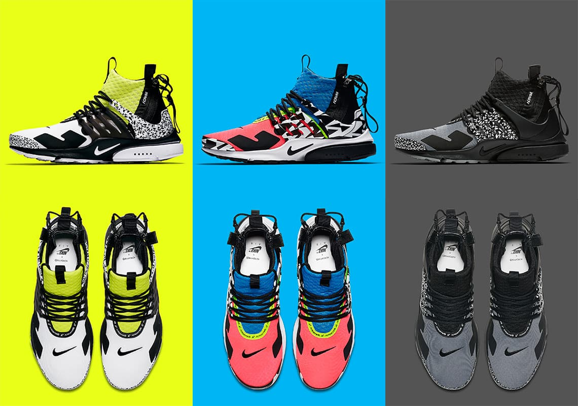 4e846d468e7 The post Acronym x Nike Air Presto Mid Online Links appeared first on  JustFreshKicks.