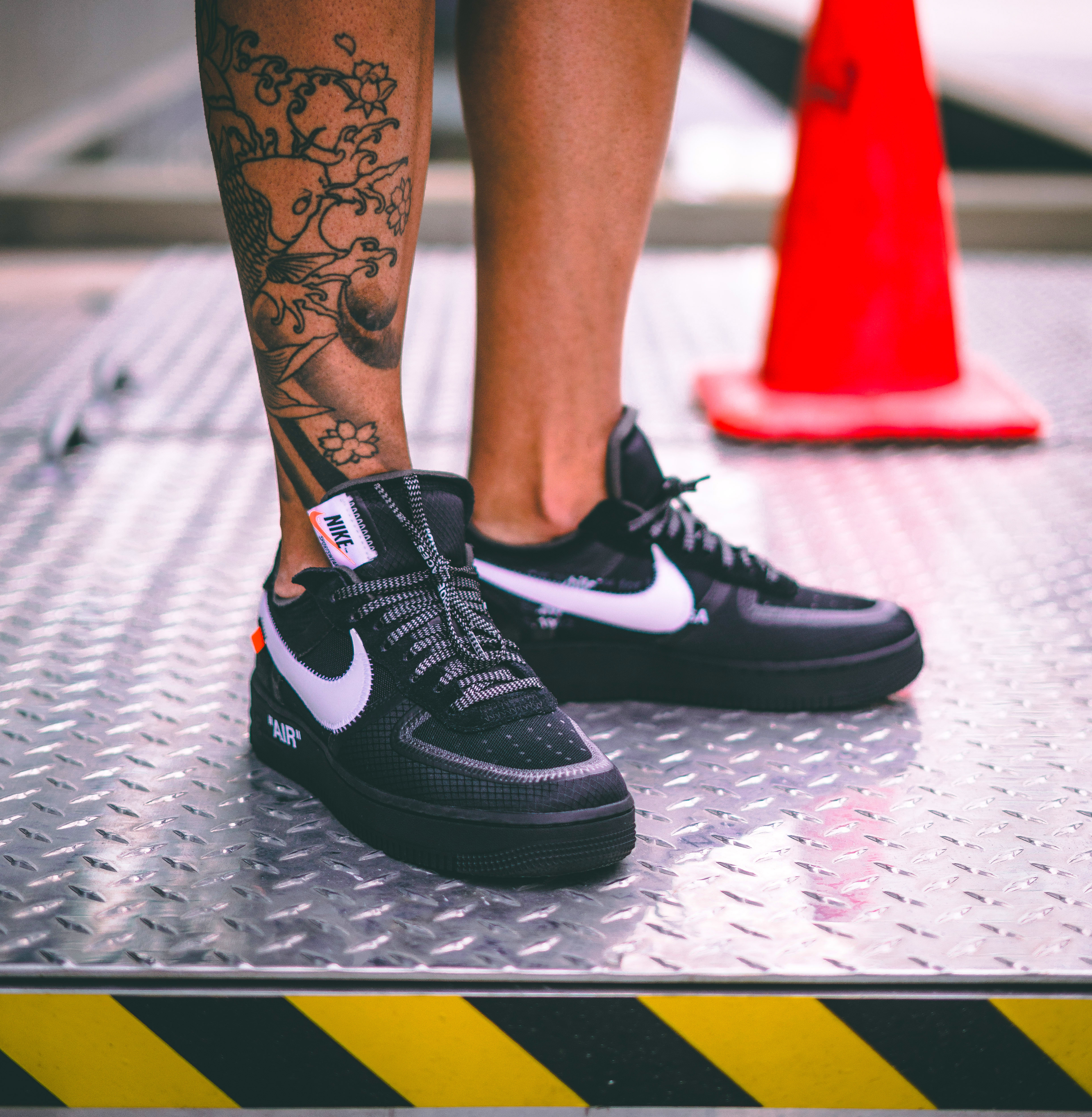 best service 7ff33 7ae76 Off-White x Nike Air Force 1 Low Release Date  December 19th, 2018. Price    170. Color  Black White Style Code  AO4606-001