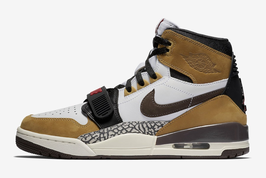 "01820858973f Air Jordan Legacy 312 ""Rookie of the Year"" Release Date  November 1st"