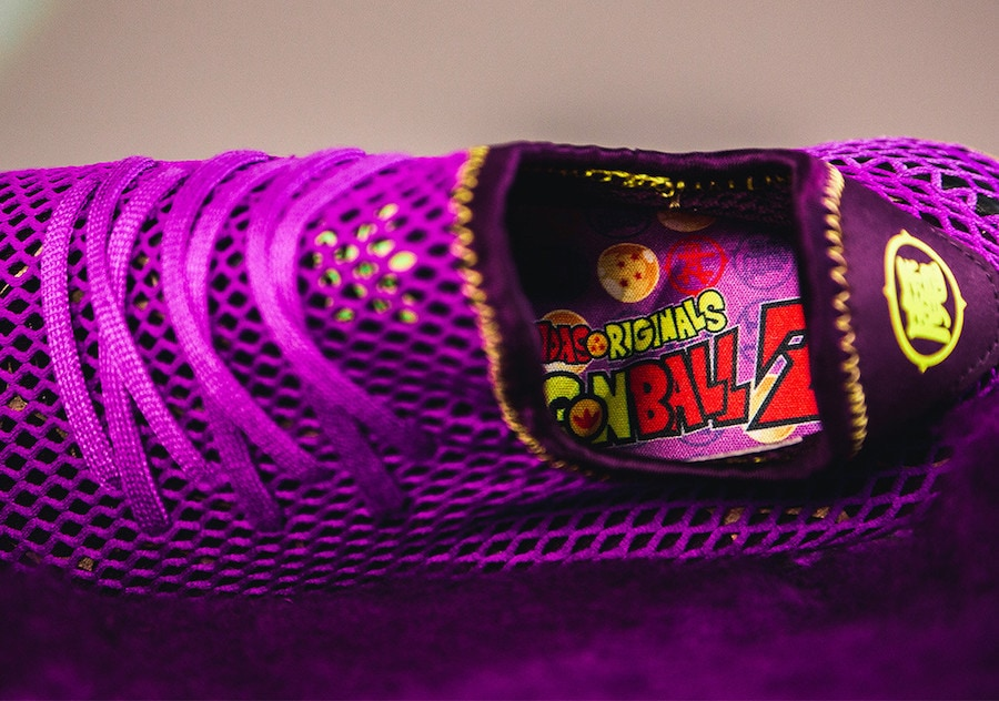 "Dragon Ball Z x adidas Deerupt ""Son Gohan"" Release Date  November 24th 20ed387ff"