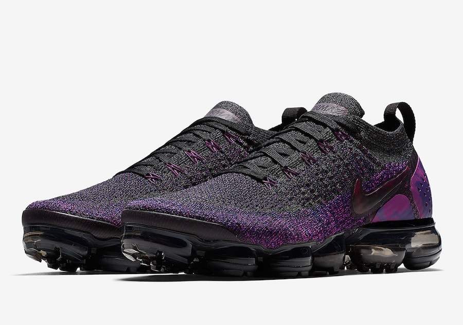 b95461af88453 Nike s Air Vapormax Flyknit 2 Launches in Night Purple This Month