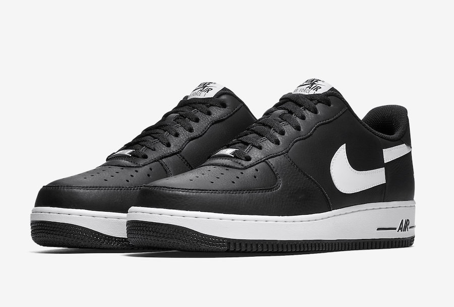 269125c40cb9 Supreme x Comme des Garçons x Nike Air Force 1 Low Release Date  November  2018. Price   165. Color  Black White Style Code  AR7623-001
