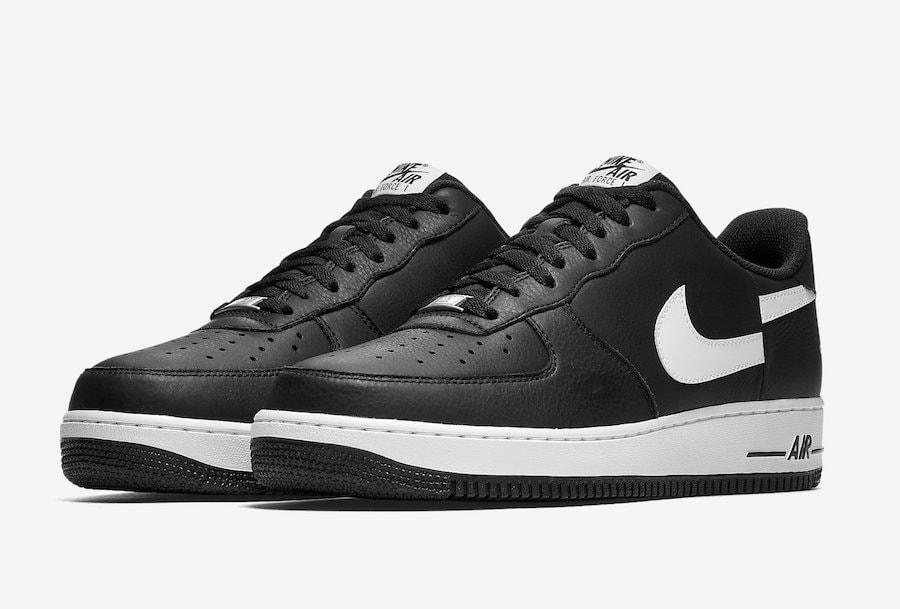 quality design 3ebd5 3b2e2 Supreme x Comme des Garçons x Nike Air Force 1 Low Release Date  November  2018. Price   165. Color  Black White Style Code  AR7623-001