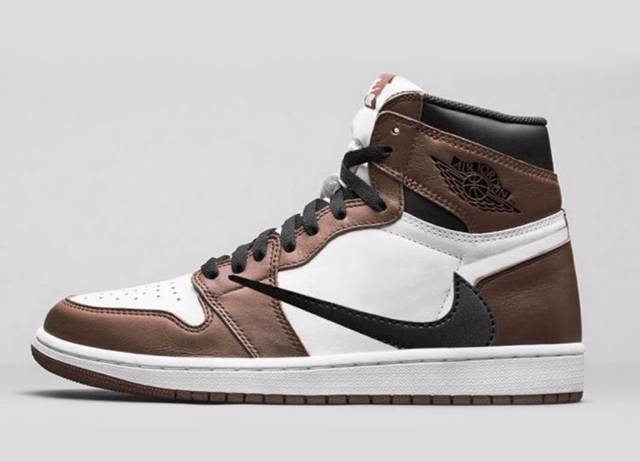 competitive price 4fae6 07d92 Travis Scott and Jordan Brand are Cooking Up a Special Brown Jordan 1
