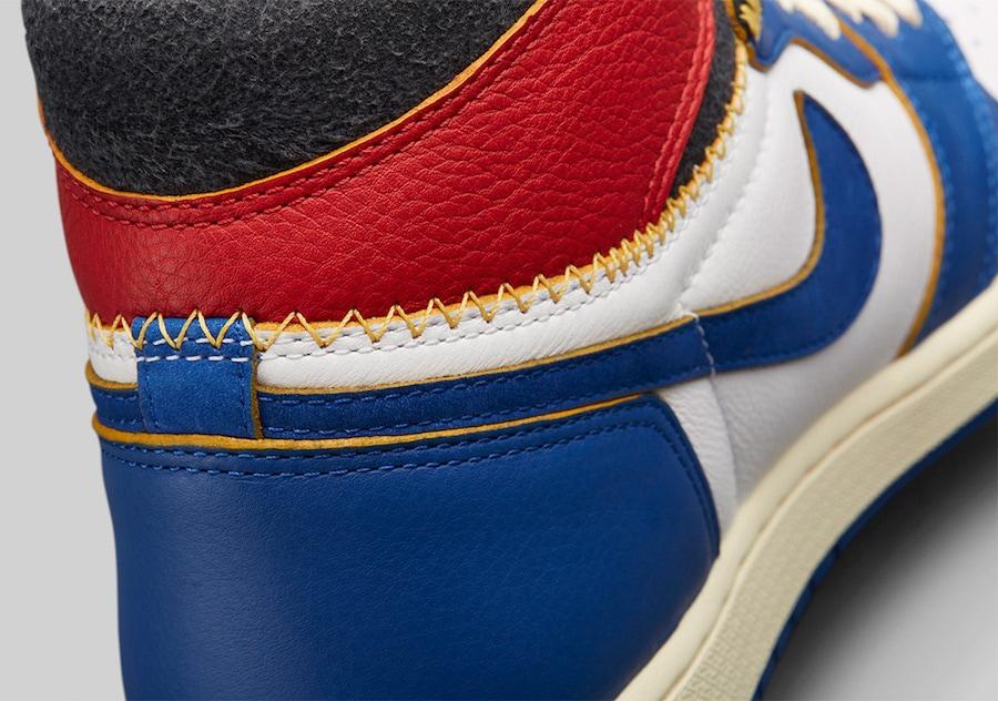 3254eaebe256 Union x Air Jordan 1 Retro High OG NRG Release Date  November 24th
