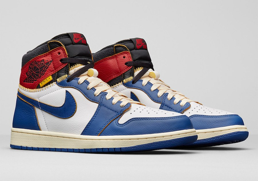 5a632e265364a0 Union LA x Air Jordan 1 Retro High Restock Info - JustFreshKicks
