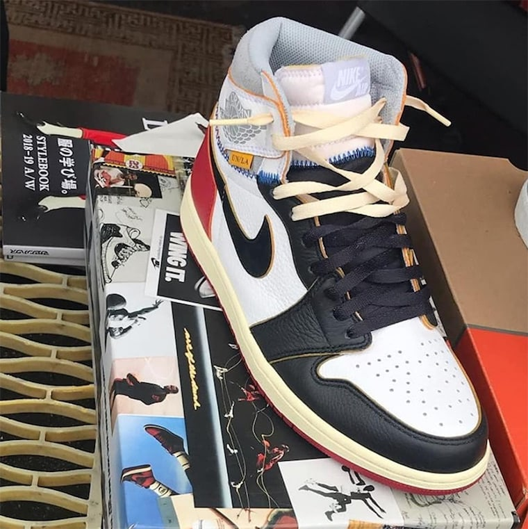 a9dc4e4e2fdd The post Union LA Teams Up With Jordan Brand on a Unique New Jordan 1 High  appeared first on JustFreshKicks.