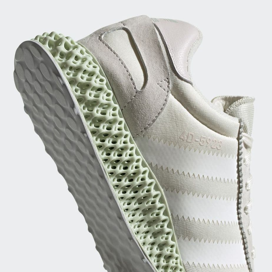 wholesale dealer 6a133 61b89 adidas 4D-5923. Release Date SS2019 Price 350. Color Cloud WhiteFTWR  WhiteGrey One Style Code G28389
