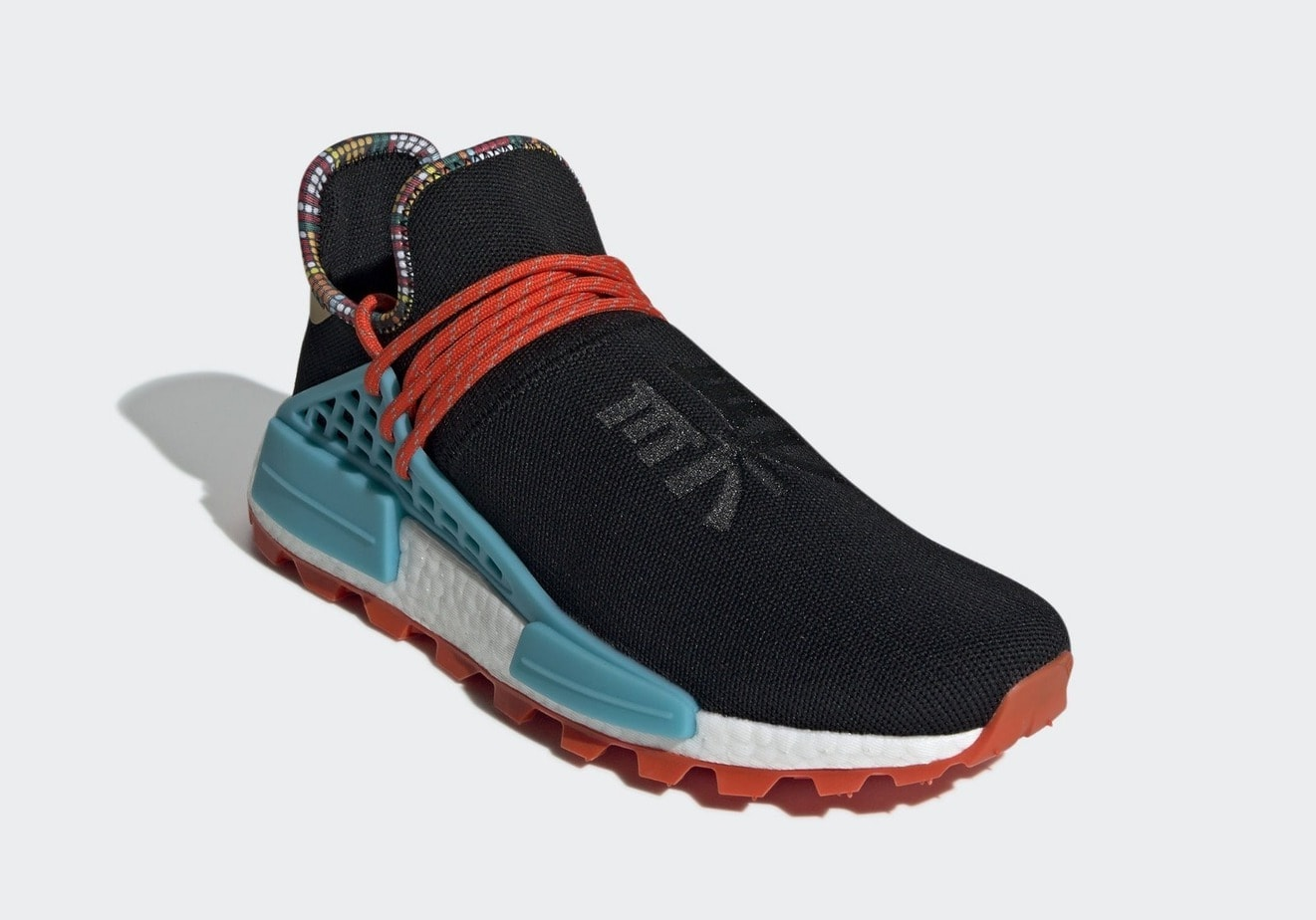 "b92a8bfde First Official Look at the Pharrell x adidas Hu NMD ""Inspiration"" Pack"